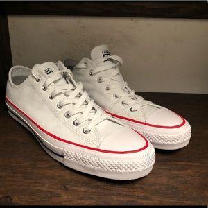 White Converse CTAS Pro Size 11